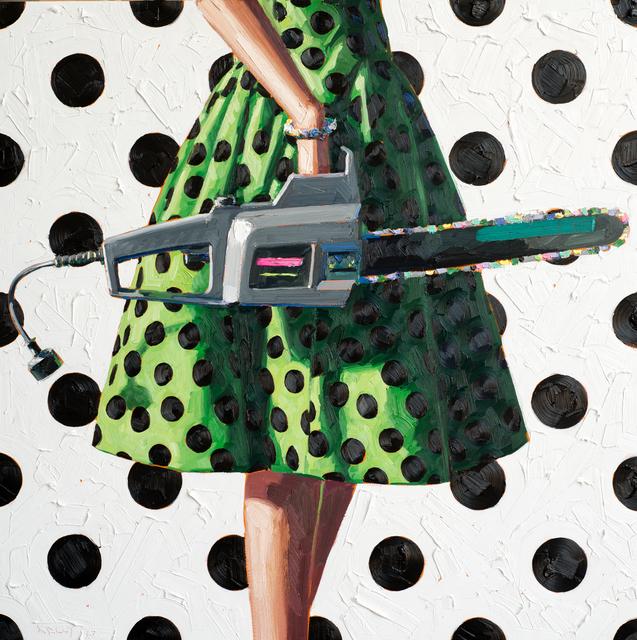 , 'Power Up,' 2017, David Klein Gallery