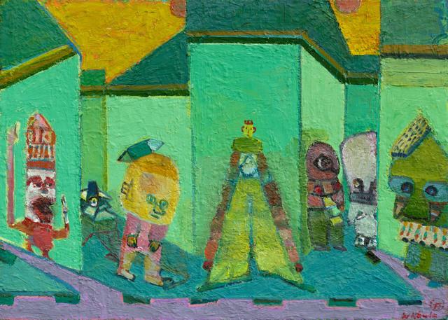 , 'Three Days Quarter,' 2004-2019, Galerie Kleindienst