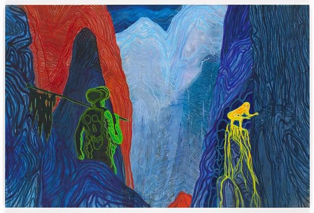 , 'Natti Dread,' 2012, Galerie Thaddaeus Ropac