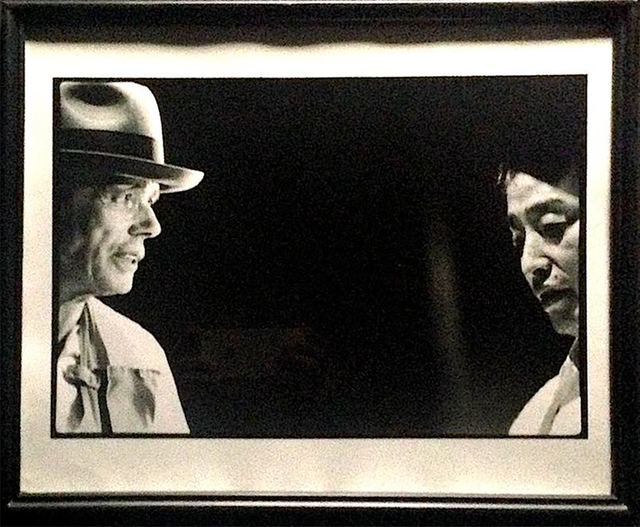 , 'Joseph Beuys & Nam June Paik, Sogetsu Hall Tokyo, Japan,' 1982, IFAC Arts