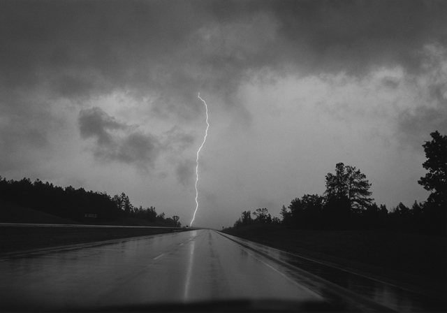 , 'Lightning Strike, Mississippi,' 1994, Yancey Richardson Gallery