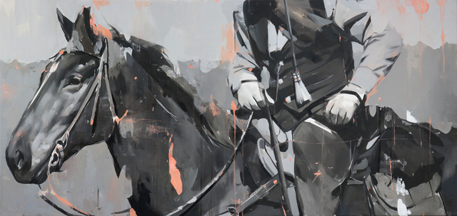 Alpay Efe, 'Rider', 2018, Abend Gallery