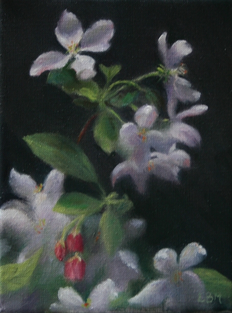 Lynne B. Mehlman, 'Spring Blossoms', ca. 2019, The Guild of Boston Artists