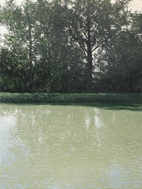, 'Au Bord du Canal,' 2018, Urbane Art Gallery