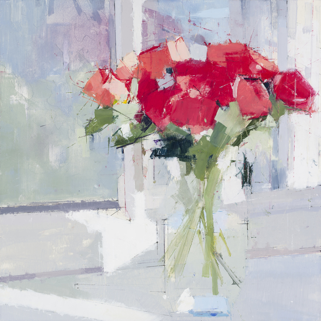 , 'Morning Flowers ,' 2017, Kathryn Markel Fine Arts