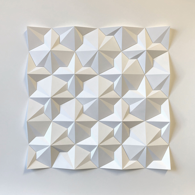 , 'Ara 318 White,' ca. 2015, Turner Carroll Gallery