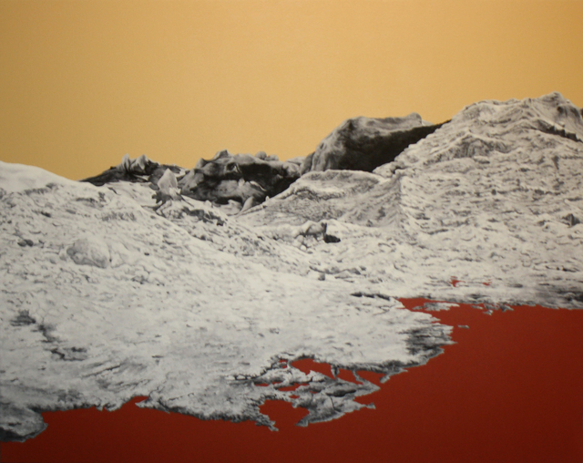 A.J. Fries, 'Temporary Mountains5', 2015, Resource Art