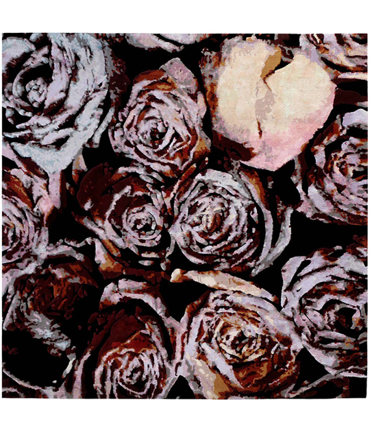 , 'Wine and Roses,' 2014, THE NEW