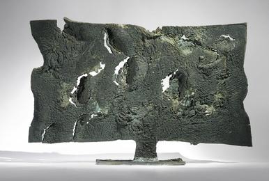 Harry Bertoia, 'Untitled (Monumental Spill Casting),' circa 1960, Sotheby's: Bertoia