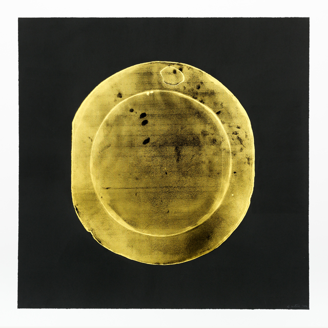 , 'Untitled (Single Circle), ed. 3,' 2016, October Gallery