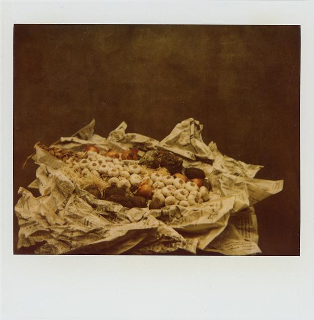 , 'Ajos y cebollas,' 1989, Vasari