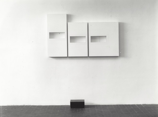 , 'Monitor (trio),' ca. 1989, Galerie Laurence Bernard