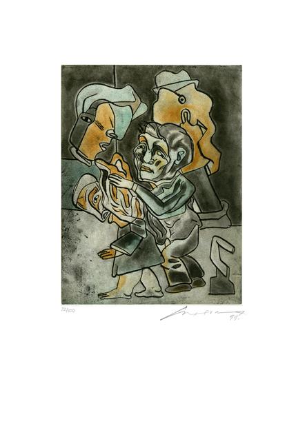 , 'El Ángel,' 1999, Galería Nudo