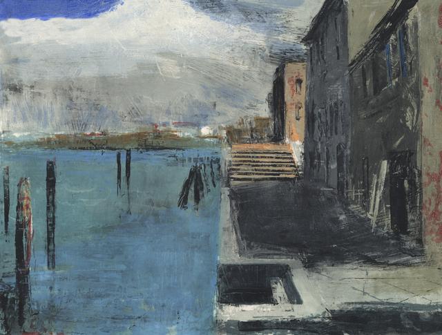 , 'Fondamenta Nuova, Venezia,' 2011, Stoney Road Press