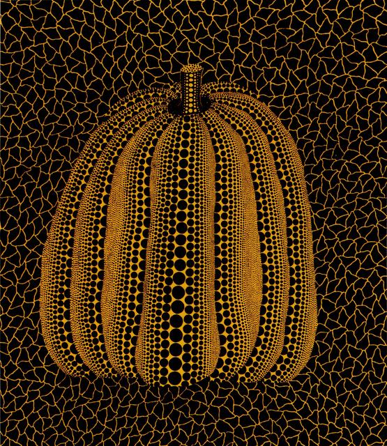 Yayoi Kusama, 'Pumpkin (2) 24/150', 1990, Whitestone Gallery