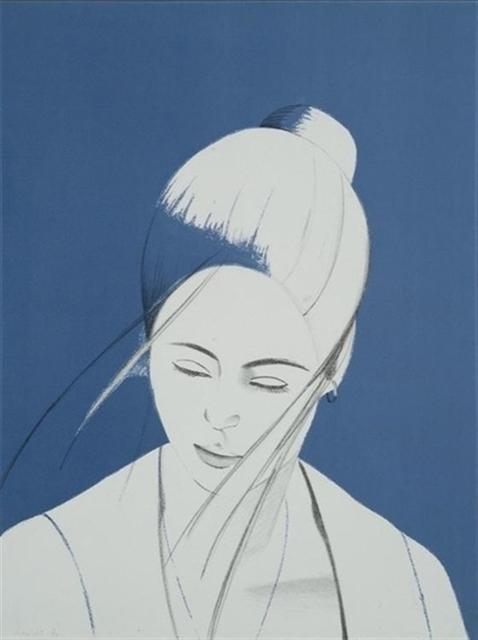 Alex Katz, 'Blue Pamela', 1977, Marlborough