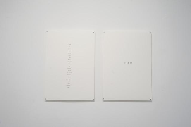 , 'Places & Total,' , Sabrina Amrani