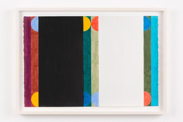 , 'Doric Rhyme 2,' 2018, David B. Smith Gallery