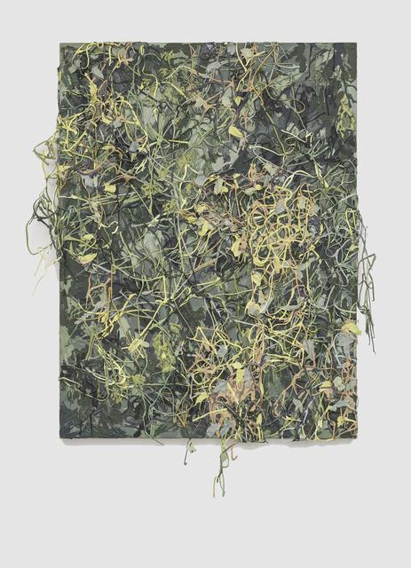 , 'Overgrowth III,' 2018, Tyburn Gallery