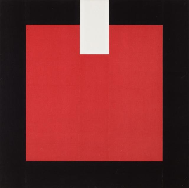 , 'Entretela,' 1977, Ronie Mesquita Galeria
