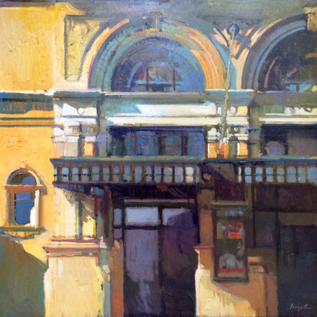 , 'Carnegie,' 2018, Sue Greenwood Fine Art