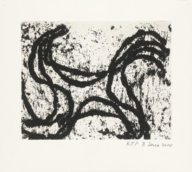 , 'Junction #4,' 2010, Gemini G.E.L.