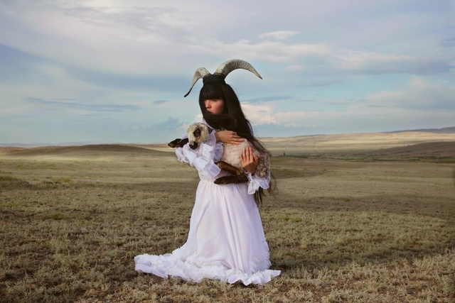 , 'Madonna of the Great Steppe,' 2009, Aspan Gallery
