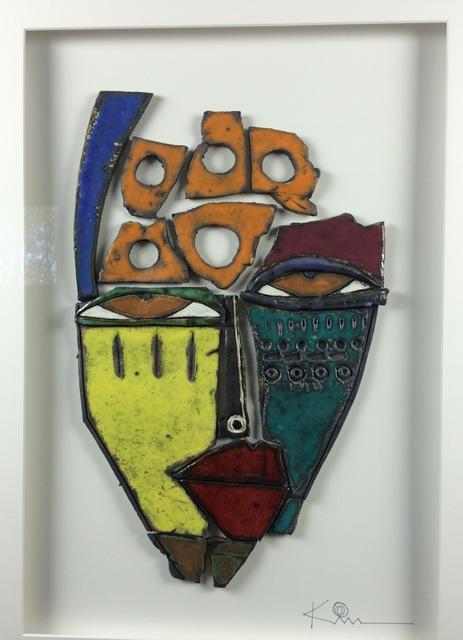 , 'Dialogue,' 2019, Gugsa Black Arts Collective