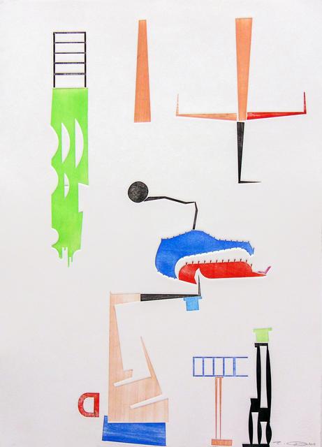 , 'Happy Plan 8,' 2018, Bruno David Gallery & Bruno David Projects