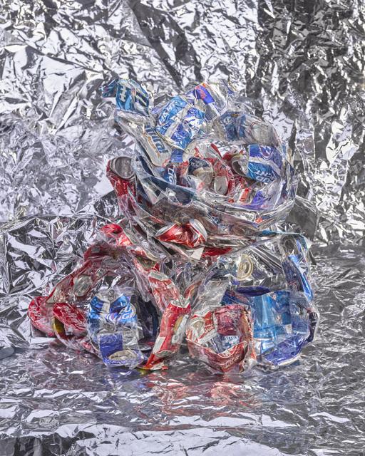Marilyn Waligore, 'Aluminum RWB #5', 2018, Ro2 Art