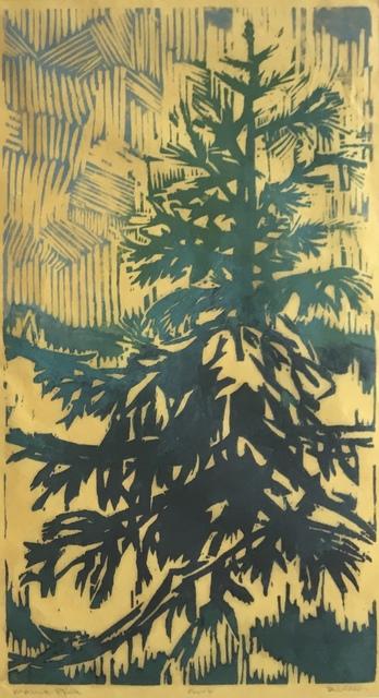 , 'Maine Pine,' Late 20th c., Bakker Gallery