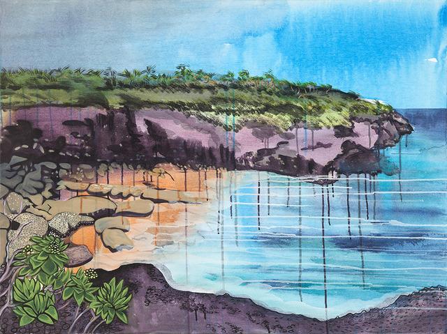 , 'Island of the Gods, Cape Kaberu, Kudaka-jima, Okinawa, Japan,' 2004, FLXST Contemporary