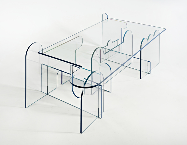 Phaedo Design, 'Lexan Coffee Table', 2018, Store/Husk Design