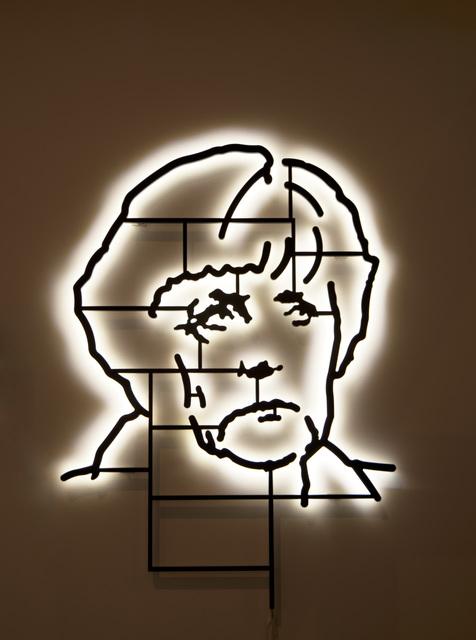 , 'Ángela Merkel,' 2013, Galerie Peter Kilchmann