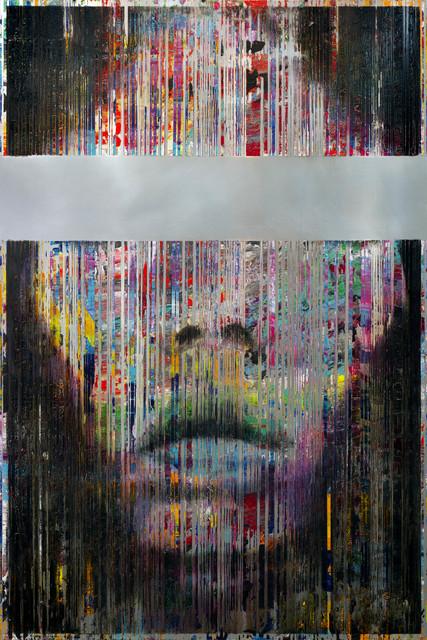 , 'Quête de Sens #2,' 2017, Galerie LeRoyer