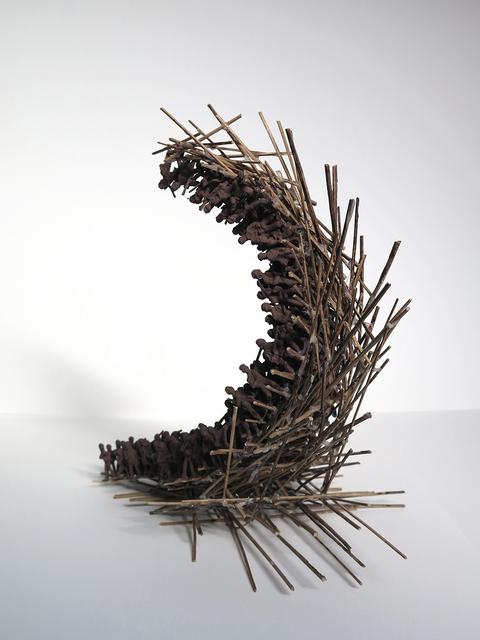 , 'One Way Up,' 2016, Zilberman Gallery