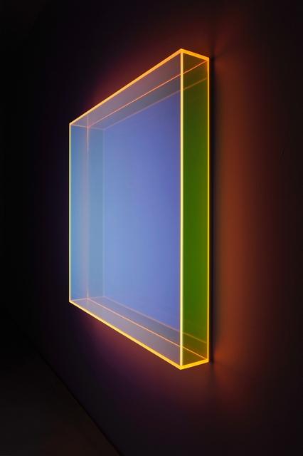 , 'Colormirror Rainbow Orange Barcelona,' 2018, Taguchi Fine Art