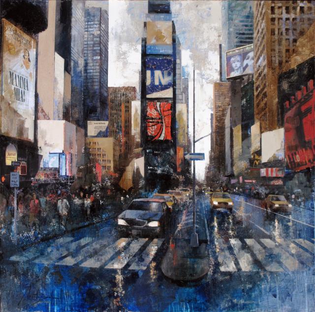 , 'Times Square,' , Villa del Arte Galleries