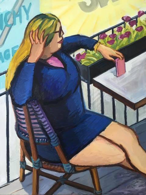 , 'Coral,' 2018, Rosenfeld Gallery