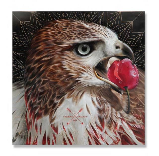 , 'Predator Saint 1,' 2015, StolenSpace Gallery