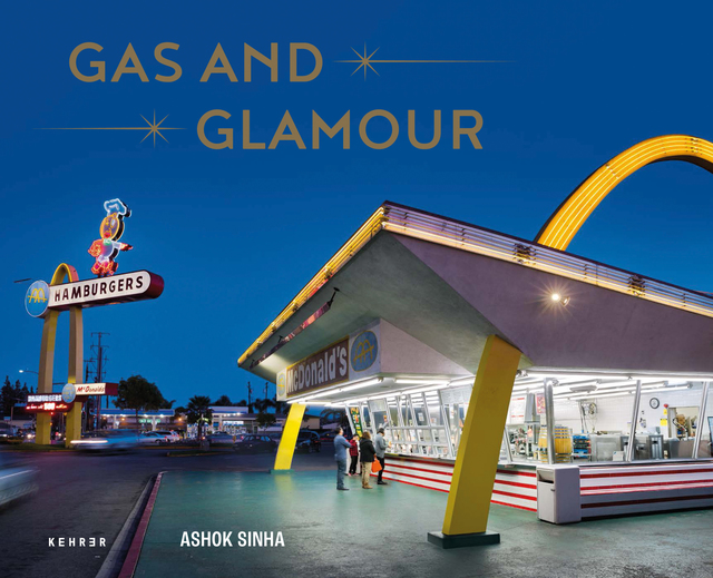 , 'GAS AND GLAMOUR. Roadside Architecture in Los Angeles,' 2020, Kehrer Verlag