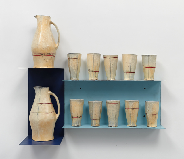 , 'Pitchers and Pints,' 2016, Jane Hartsook Gallery