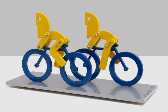 , 'Jorge Blanco, Sun Riders, 2012, ed. 2/3,' 2012, O. Ascanio Gallery