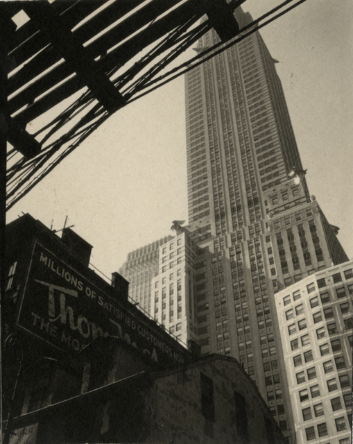 , 'A Century of Architecture at 3rd and 43rd,' 1935, Rick Wester Fine Art