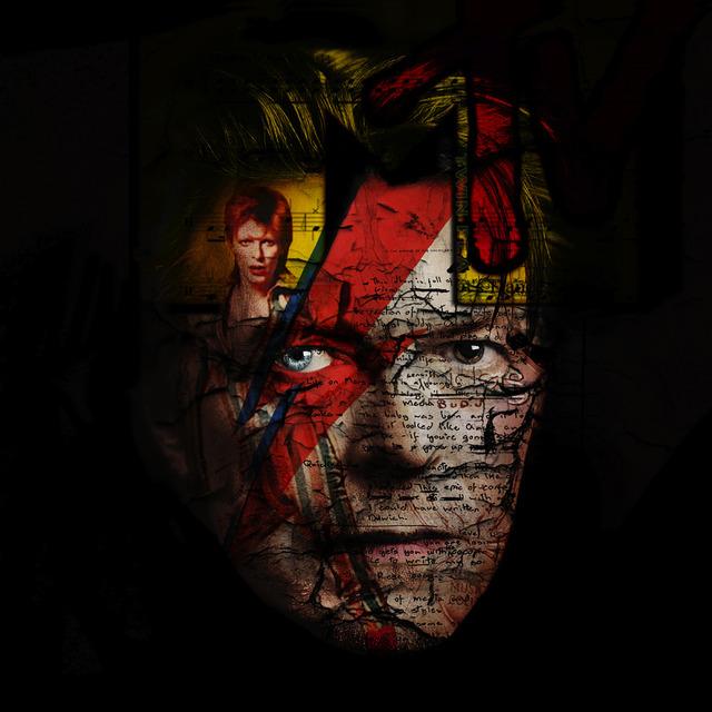 , 'Bowie +,' 2011, Mazel Galerie