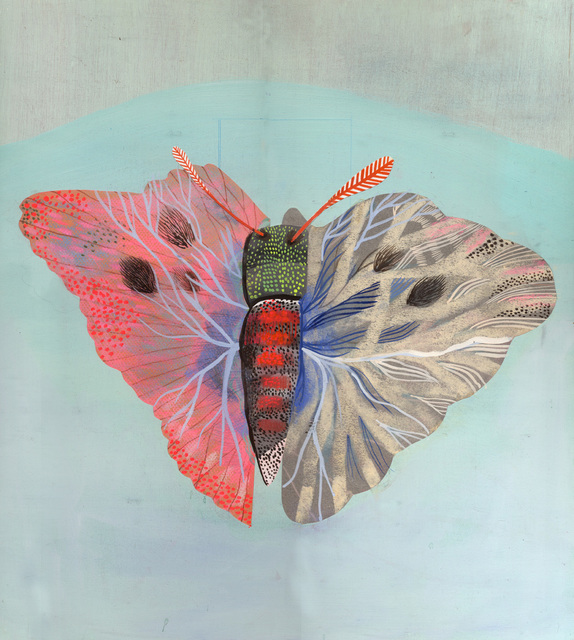 , 'Butterfly,' 2019, ZINC contemporary