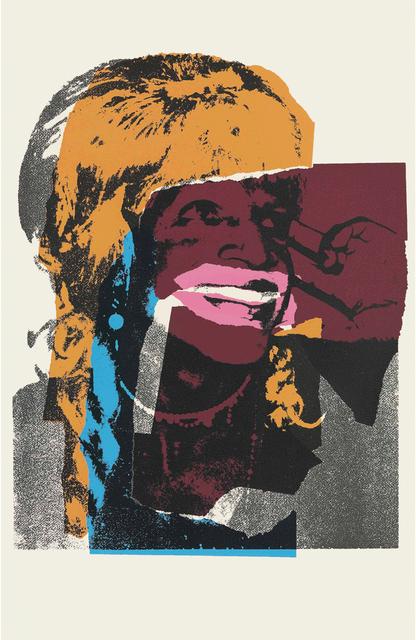 Andy Warhol, 'Ladies and Gentlemen II.128', 1975, Hamilton-Selway Fine Art