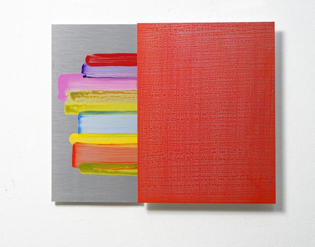 , 'composite painting #46,' 2018, Galerie Floss & Schultz