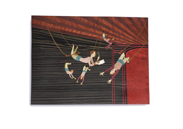 , 'Tinta anti gravedad, Winsor & Newton,' 2014, Galeria Oscar Cruz
