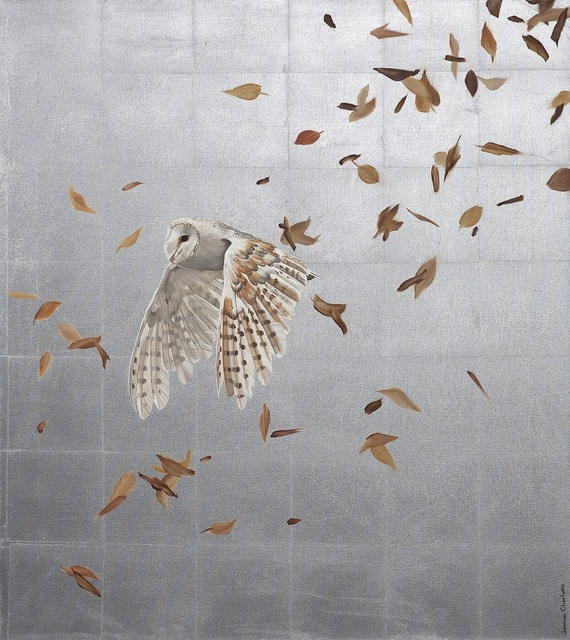 , 'Autumnal Flight,' 2017, Strange Tracey